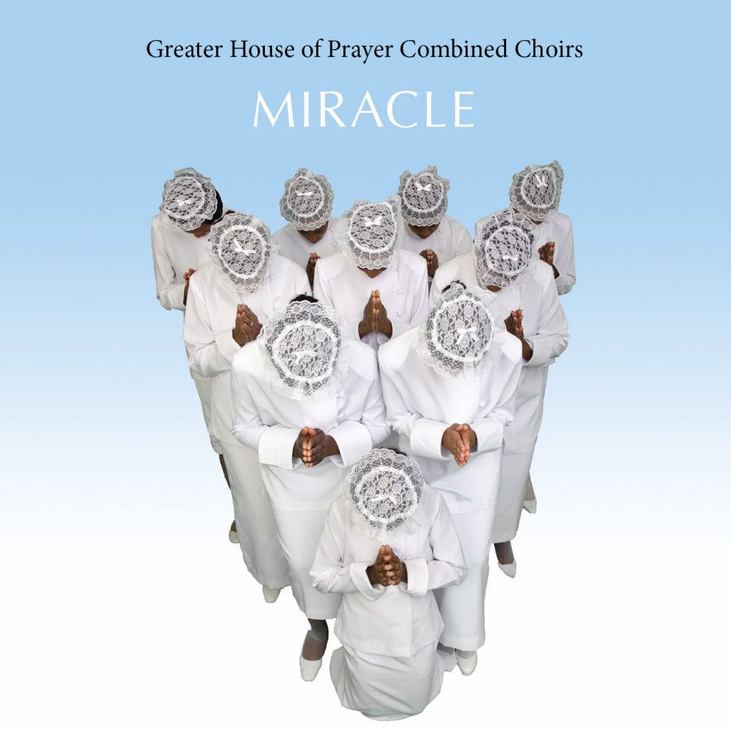 Miracle CD Cover